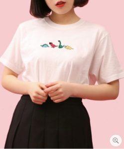 白Tシャツ_08
