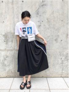 白Tシャツ_14