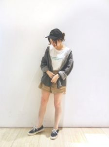 白Tシャツ_15
