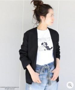 白Tシャツ_23